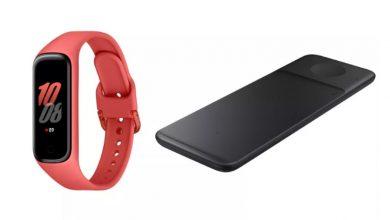Photo of Samsung'un Galaxy Fit 2 ve yeni Trio kablosuz şarj cihazı artık satışta